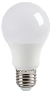 Лампа светодиодная A60 шар 9Вт 230В 6500К E27 IEK