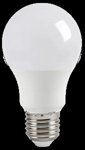 Лампа светодиодная A60 шар 7Вт 230В 6500К E27 IEK