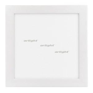 Светильник DL-300x300M-25W Day White (ARL, IP40 Металл, 3 года)