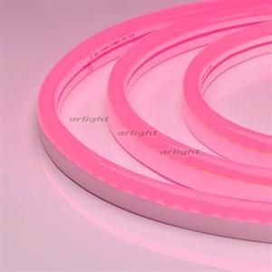 Гибкий неон ARL-CF2835-Classic-220V Pink (26x15mm) (ARL, 8 Вт/м, IP65)
