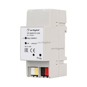 Конвертер SR-KN001CC-DIN (20-30V, 12mA, Ethernet) (ARL, -)