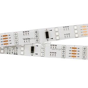 Лента SPI-5000SE 12V RGB (5060, 480 LED x3,1812) (ARL, Закрытый, IP65)