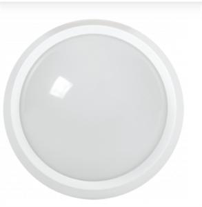 Светильник светодиодный ДПО 5012Д 8Вт 4000K IP65 круг белый с датчиком движения IEK