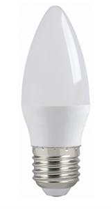 Лампа светодиодная C35 свеча 7Вт 230В 4000К E27 IEK
