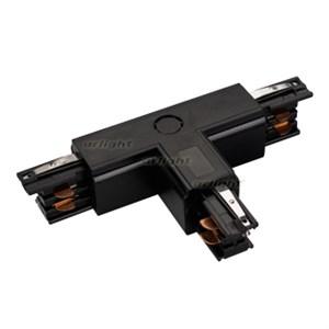 Коннектор тройной LGD-4TR-CON-EXT-R1-BK (C) (Arlight, IP20 Пластик, 3 года)
