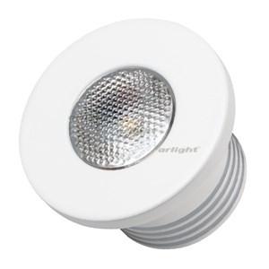Светодиодный светильник LTM-R35WH 1W Day White 30deg (ARL, IP40 Металл, 3 года)