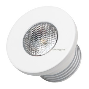 Светодиодный светильник LTM-R35WH 1W Warm White 30deg (ARL, IP40 Металл, 3 года)