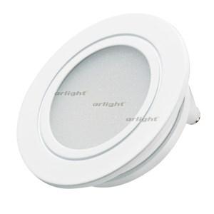 Светодиодный светильник LTM-R60WH-Frost 3W White 110deg (ARL, IP40 Металл, 3 года)