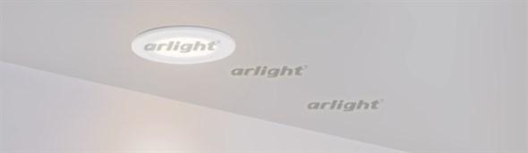 Светодиодный светильник LTM-R60WH-Frost 3W Day White 110deg (ARL, IP40 Металл, 3 года)