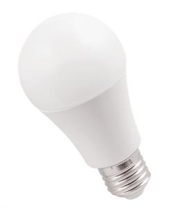 Лампа светодиодная A60 шар 9Вт 230В 3000К E27 IEK