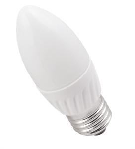 Лампа светодиодная C35 свеча 5Вт 230В 4000К E27 IEK