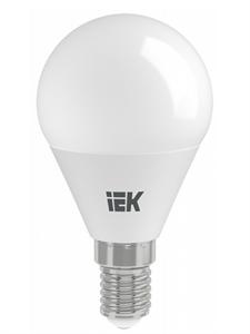 Лампа светодиодная G45 шар 5Вт 230В 3000К E14 IEK