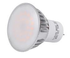 Лампа светодиодная MR16 софит 7Вт 230В 4000К GU5.3 IEK