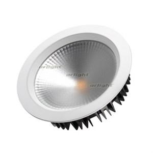 Светодиодный светильник LTD-220WH-FROST-30W Day White 110deg (Arlight, IP44 Металл, 3 года)