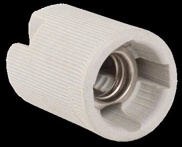 Патрон подвесной Пкр14-04-К43 керамический Е14 (индивидуальный пакет) IEK