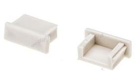 Заглушка для MIC глухая (ARL, Пластик)