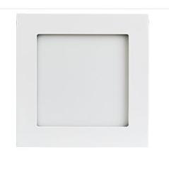 Светильник DL-142x142M-13W Day White (ARL, IP40 Металл, 3 года)