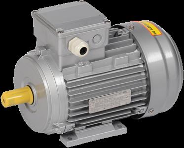 Электродвигатель асинхронный трехфазный АИР 71A6 380В 0,37кВт 1000об/мин 1081 DRIVE IEK