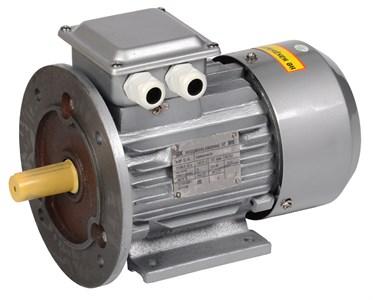 Электродвигатель асинхронный трехфазный АИР 80A8 380В 0,37кВт 750об/мин 2081 DRIVE IEK