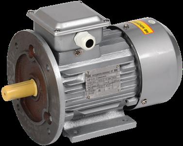 Электродвигатель асинхронный трехфазный АИР 80B8 380В 0,55кВт 750об/мин 2081 DRIVE IEK