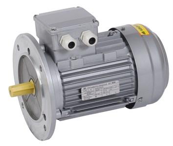 Электродвигатель асинхронный трехфазный АИР 71B2 380В 1,1кВт 3000об/мин 3081 DRIVE IEK