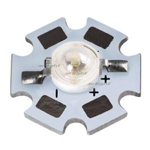 Мощный светодиод ARPL-STAR-1W-EPL35 Blue (ARL, Emitter)