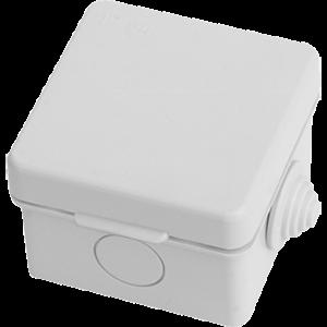 Коробка расп. ОП 65х65х50 IP54 4 ввода (штрихкод) TDM SQ1401-0511
