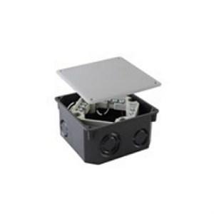 Коробка распр. СП в бетон 110х110х50 + клеммник TDM SQ1402-0016