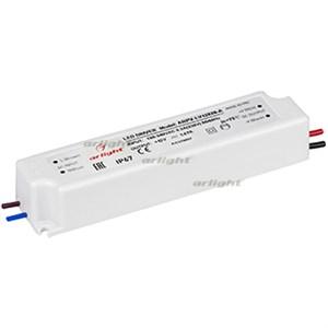 Блок питания ARPV-LV12020-A (12V, 1.7A, 20W) (ARL, IP67 Пластик, 3 года)