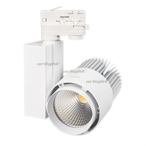 Светодиодный светильник LGD-537WH-40W-4TR Warm White 38deg (ARL, IP20 Металл, 3 года)