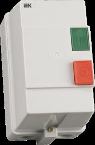 Контактор КМИ22560 25А с индикацией 400В/АС3 IP54 IEK