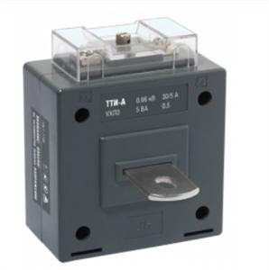 Трансформатор тока ТТИ-А 400/5А 5ВА класс 0,5S IEK