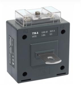 Трансформатор тока ТТИ-А 600/5А 5ВА класс 0,5S IEK