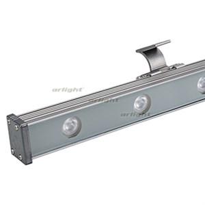 Светодиодный прожектор AR-LINE-1000XS-12W-220V White (Grey, 30 deg) (ARL, Закрытый)