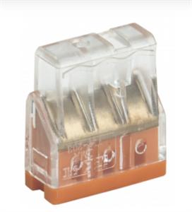 Строительно-монтажная клемма СМК 772-203 компактная (4шт/упак) IEK
