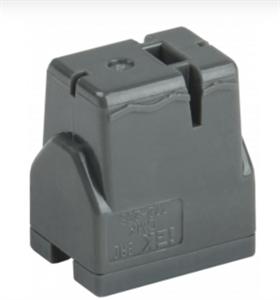 Строительно-монтажная клемма СМК 772-246 компактная с пастой IEK