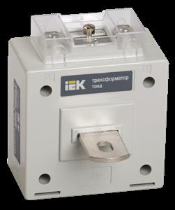 Трансформатор тока ТОП-0,66 5/5А 5ВА класс 0,5 IEK