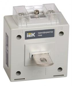 Трансформатор тока ТОП-0,66 50/5А 5ВА класс 0,5 IEK