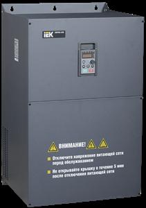 Преобразователь частоты CONTROL-L620 380В 3Ф 160-185кВт 304-342A IEK