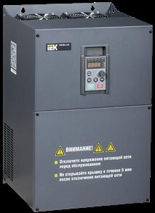 Преобразователь частоты CONTROL-L620 380В 3Ф 55-75кВт 110-152A IEK