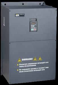 Преобразователь частоты CONTROL-L620 380В 3Ф 93-110кВт 176-210A IEK