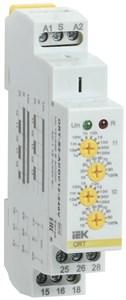 Реле циклическое ORT 2 контакта 12-240В AC/DC IEK