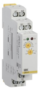 Реле контроля тока ORI 0,2-2А 24-240В AC/24В DC IEK