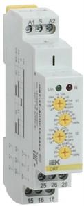 Реле времени ORT 2 контакта 12-240В AC/DC с независимыми уставками IEK