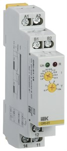 Реле контроля тока ORI 1,6-16А 24-240В AC/24В DC IEK