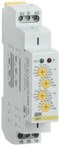 Реле циклическое ORT 1 контакт 12-240В AC/DC IEK