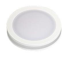 Светодиодная панель LTD-85SOL-5W Warm White (Arlight, IP44 Пластик, 3 года)