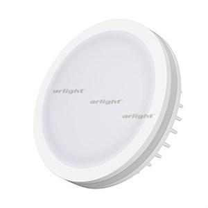 Светодиодная панель LTD-95SOL-10W Warm White (Arlight, IP44 Пластик, 3 года)