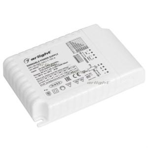 Блок питания ARJ-50-PFC-DALI-1-10V-A (50W, 700-1400mA) (ARL, IP20 Пластик, 5 лет)
