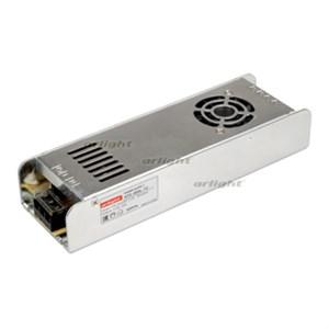 Блок питания HTS-300L-12 (12V, 25A, 300W) (ARL, IP20 Сетка, 3 года)